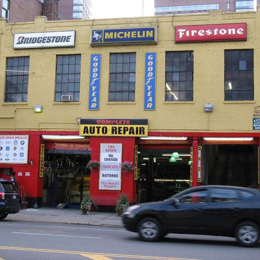 Auto Repair Tire Shop New York Ny Cyber Tire Car Care